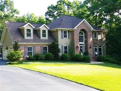 Signal Mountain Single Family Home For Sale: 55 Whispering Pines Dr
