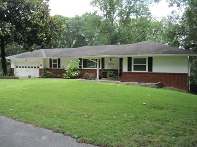 Soddy Daisy Single Family Home For Sale: 2508 Hunt Heights Dr
