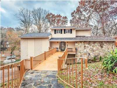 Chattanooga Single Family Home For Sale: 4910 Shoreline Dr