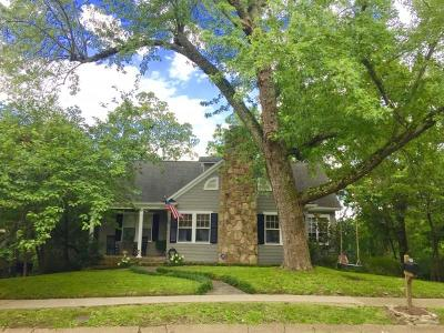 Chattanooga Single Family Home For Sale: 1820 Crestwood Dr