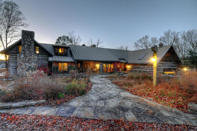 Chattanooga Single Family Home For Sale: 1130 Sleepy Hollow Rd