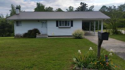Spring City Single Family Home For Sale: 106 Horseshoe Bend Rd