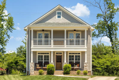 Chattanooga Single Family Home For Sale: 1695 Westover Ln