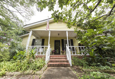Single Family Home Closed: 1410 Hixson Pike