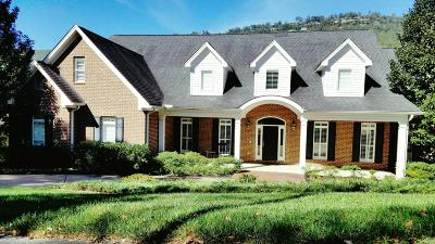 Chattanooga Single Family Home For Sale: 4116 Quarry