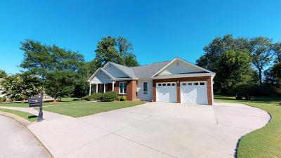 Soddy Daisy Single Family Home Contingent: 10208 Nissi Way