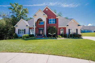 Soddy Daisy Single Family Home Contingent: 2398 Sanderling Ct