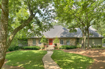 Lookout Mountain Single Family Home For Sale: 1729 Wood Nymph Tr