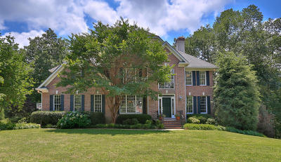 Signal Mountain Single Family Home For Sale: 2502 Fox Run Dr
