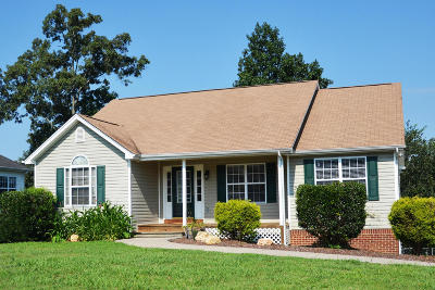 Ooltewah Single Family Home Contingent: 6705 Bucksland Dr