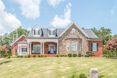 Ringgold Single Family Home For Sale: 28 S Links Dr
