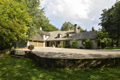 Lookout Mountain Single Family Home For Sale: 280 Fort Stephenson Ter
