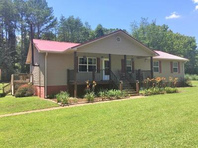 Decatur Single Family Home For Sale: 150 S Crisp Ln