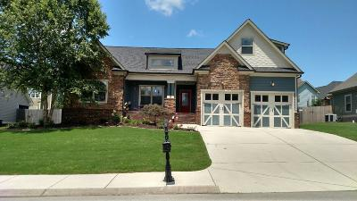 Ringgold Single Family Home Contingent: 101 Sawtooth Oak Tr