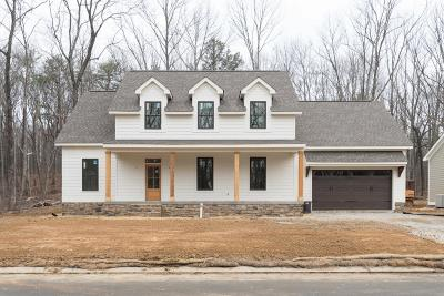Signal Mountain Single Family Home For Sale: 4933 Virginia Pine Rd #Lot 1