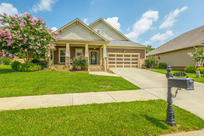 Ooltewah Single Family Home For Sale: 9735 Rookwood Cir