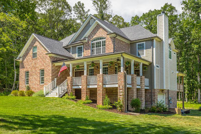 Soddy Daisy Single Family Home Contingent: 919 Lee Pike