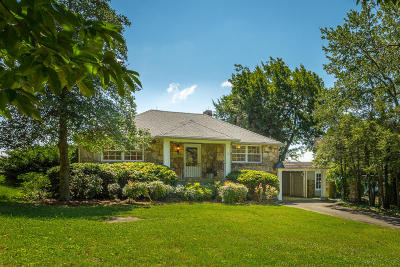 Lookout Mountain Single Family Home For Sale: 209 E Brow Rd