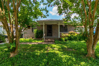 East Ridge Single Family Home For Sale: 5913 Wentworth Ave