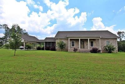 Jackson Single Family Home For Sale: 136 County Road 697