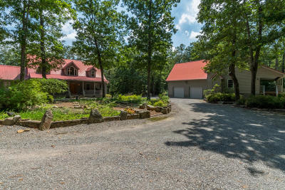 Signal Mountain Single Family Home For Sale: 1028 Clear Brooks Dr