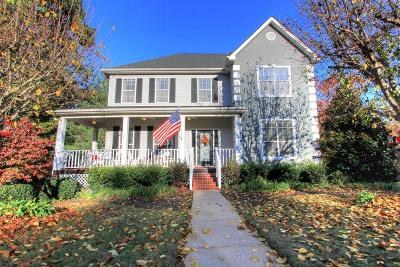 Soddy Daisy Single Family Home For Sale: 2103 College Park Ln