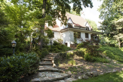 Lookout Mountain Single Family Home For Sale: 105 Dale Way