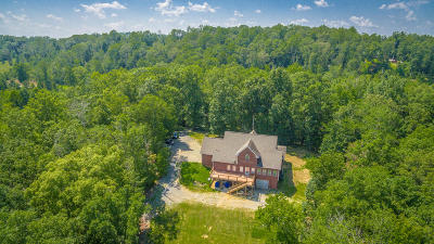 Georgetown Single Family Home For Sale: 440 No Pone Valley NW Rd