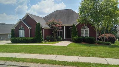 Ooltewah Single Family Home Contingent: 8161 Rambling Rose Dr