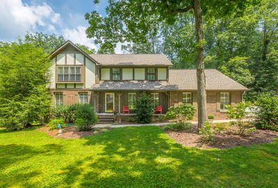 Signal Mountain Single Family Home Contingent: 509 Fern Tr