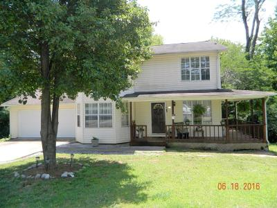 Wildwood Single Family Home Contingent: 74 Oak Shadow Dr