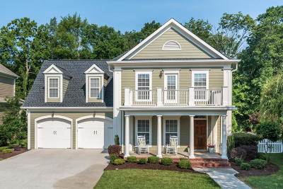 Chattanooga Single Family Home For Sale: 962 Reunion Dr