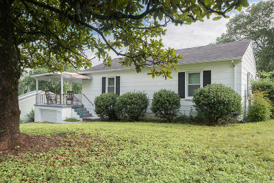 Red Bank Single Family Home Contingent: 4833 Appian Way