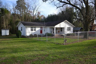Soddy Daisy Single Family Home For Sale: 176 Depot St