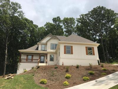 Signal Mountain Single Family Home For Sale: 2100 Silver Springs Dr
