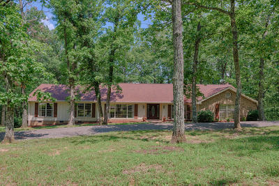 Chattanooga Single Family Home For Sale: 1012 River Bend Rd