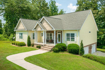Ringgold Single Family Home Contingent: 72 Golden Pond Ln
