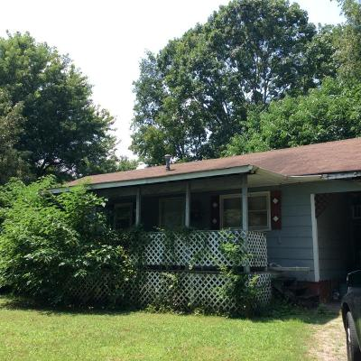 Soddy Daisy Single Family Home Contingent: 10205 Card Rd