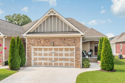 Ooltewah Single Family Home Contingent: 8242 Towncreek Cir #60