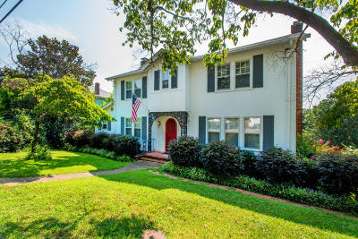 Chattanooga Single Family Home For Sale: 202 Ridge Ave