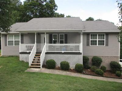 Soddy Daisy Single Family Home For Sale: 911 Tommie Ln