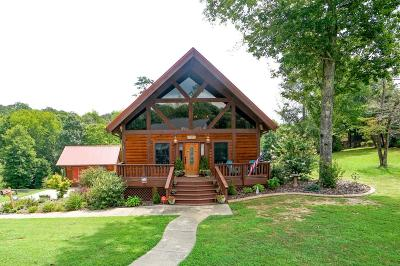 Ooltewah Single Family Home Contingent: 7961 Wilderness Way