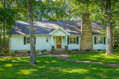 Signal Mountain Single Family Home For Sale: 505 James Blvd