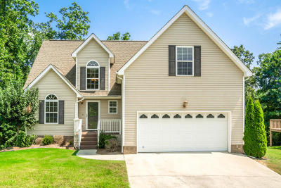 Ooltewah Single Family Home Contingent: 6105 Wardwell Dr