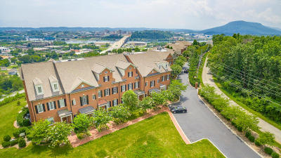 Chattanooga Condo For Sale: 554 Whitehall Rd #110