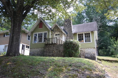 Chattanooga Single Family Home For Sale: 220 Gillespie Rd