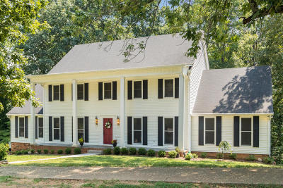 Chattanooga Single Family Home For Sale: 7826 Stonehenge Dr