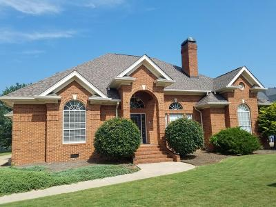Chattanooga Single Family Home For Sale: 2659 Churchill Downs Cir #17