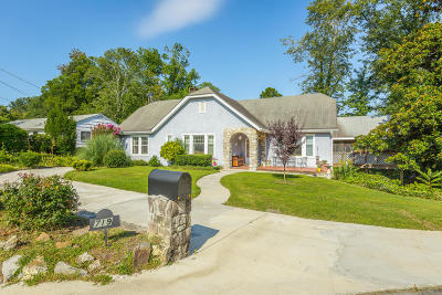 Chattanooga Single Family Home Contingent: 719 S Germantown Cir