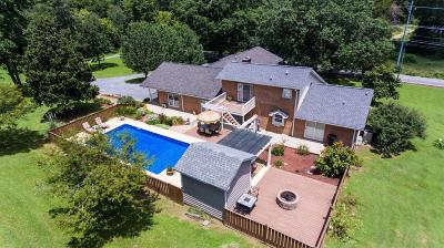 Ooltewah Single Family Home For Sale: 8802 Pine Ridge Rd